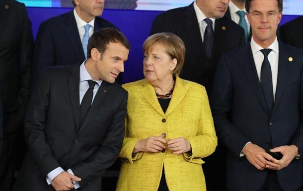 Франция и ФРГ сделали заявление по обмену пленными