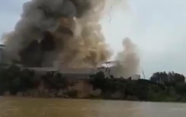 В Аргентине на зерновом терминале прогремел мощный взрыв