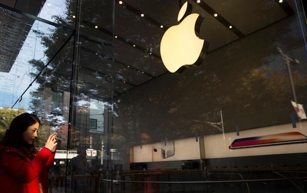 У Apple обрушились продажи iPhone