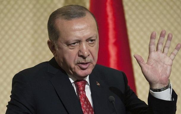 Ердоган назвав Асада  терористом , який стоїть на шляху миру в Сирії