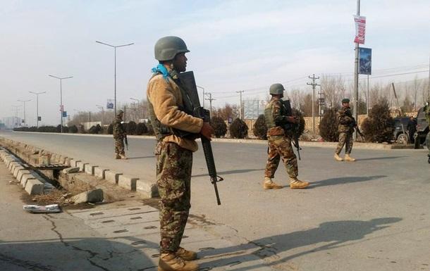 Теракт у Кабулі: щонайменше 12 загиблих