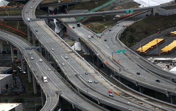 Китай за пять лет построил 530 000 км дорог