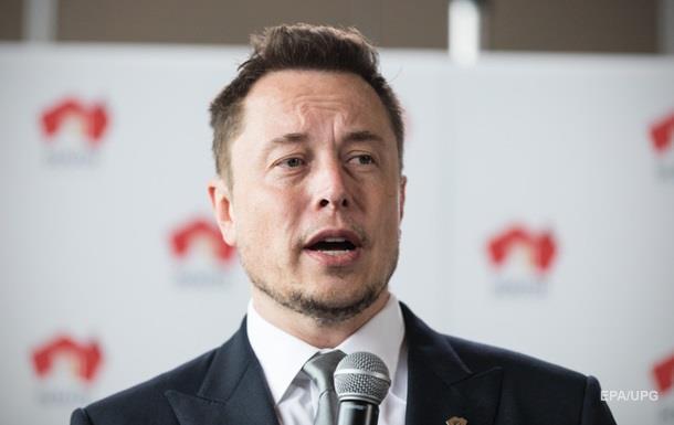 Ілон Маск розповів про майбутній пікап Tesla