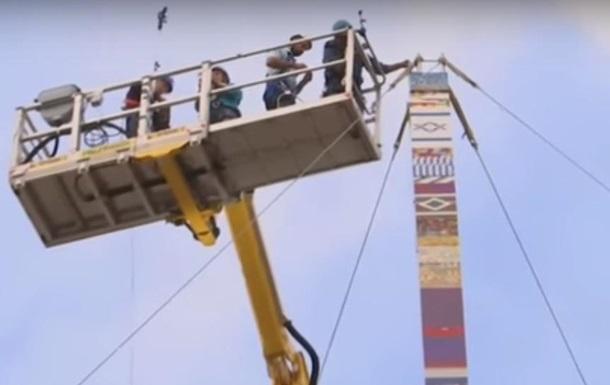 В Израиле построили самую высокую башню из Lego