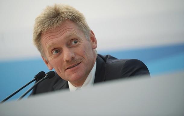 У Кремлі утримуваних у РФ українців не вважають полоненими