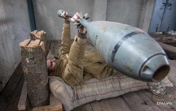 Жим минометным снарядом. The Guardian оценила работу украинского репортера