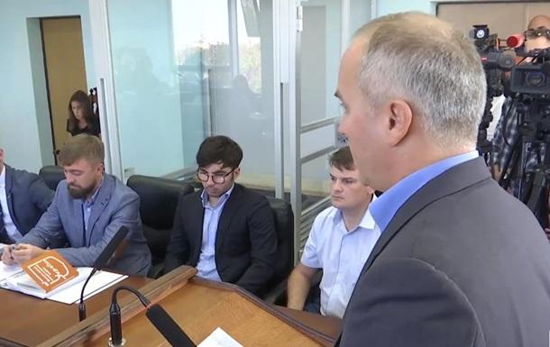 Суд виніс вирок Шуфричу-молодшому у справі про ДТП
