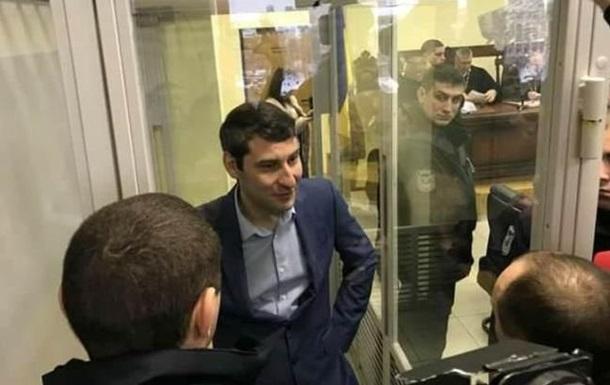Апеляційний суд залишив під арештом Дангадзе