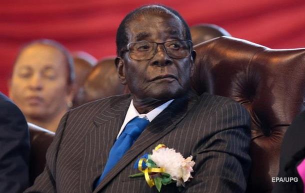 У Зімбабве опублікували дані про пільги Мугабе