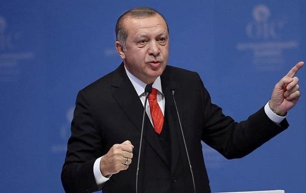 Ердоган заявив про прагнення покращити відносини з ЄС