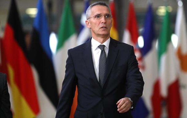 Столтенберг: НАТО активизирует диалог с РФ