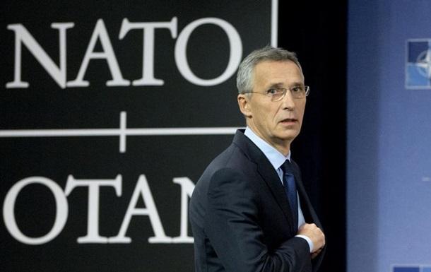 Столтенберг: НАТО активізує діалог з Росією в 2018 році