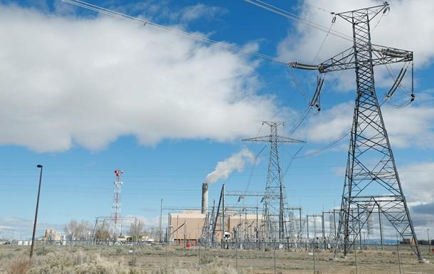 Україна збільшила виробництво електроенергії