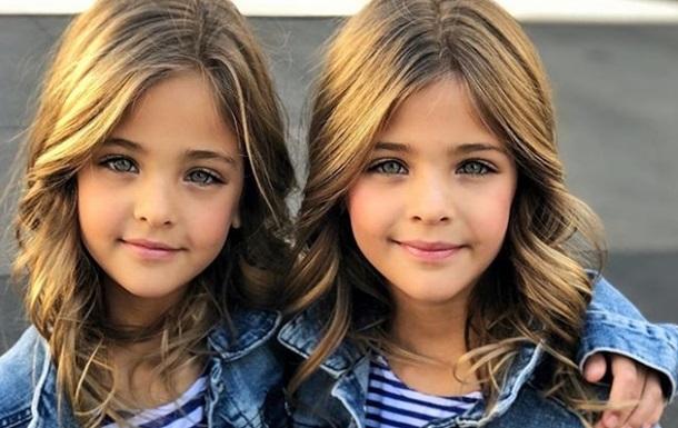 СМИ показали  самых красивых в мире  близняшек