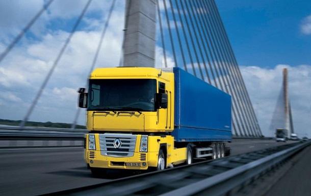 Италия увеличила квоту грузовых перевозок для Украины