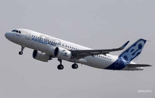 Airbus уклав угоду на 50 літаків