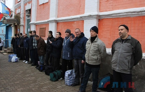 Серед виданих Україні полонених знаходиться луганський корупціонер - ЗМІ