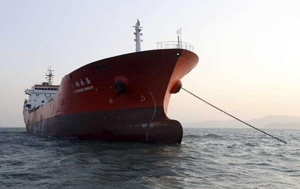 Южная Корея задержала корабль, перевозивший нефть для КНДР