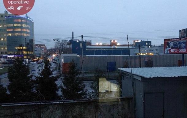 В столице на Кольцевой дороге нашли мину