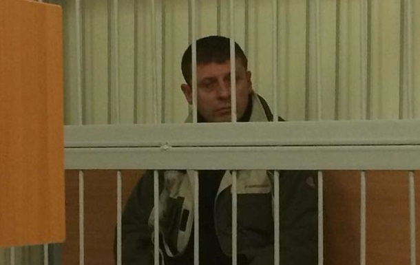 Суд заарештував сепаратиста, підозрюваного в катуваннях військових