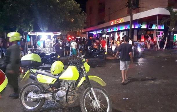 У Колумбії в нічному клубі підірвали гранату, постраждали 30 осіб