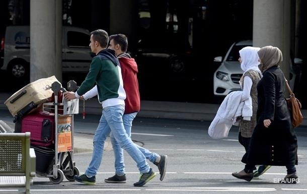Число просителей убежища в ЕС сократилось вдвое