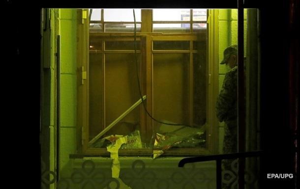 Підозрюваного у вибуху в Петербурзі затримали