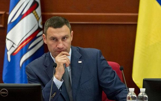 Кличко обіцяє представити Генплан Києва у 2018