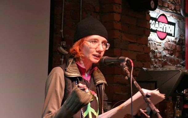 У Москві затримали українську письменницю