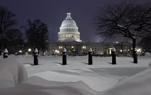 В Вашингтоне из-за низких температур ввели чрезвычайное положение