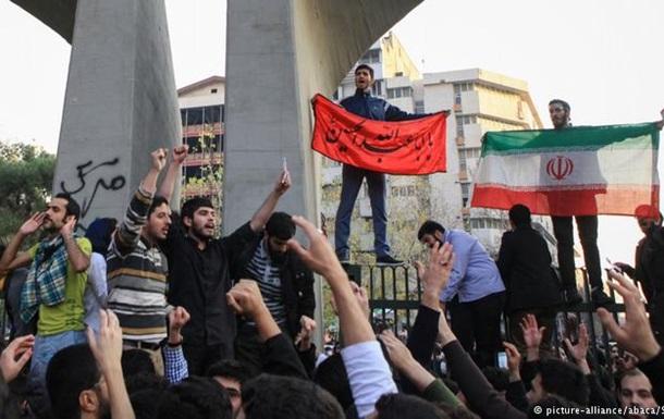 В Ірані під час протестів  вбито двох людей