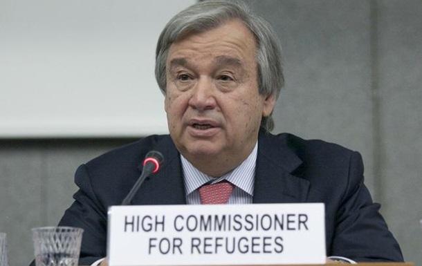 Генсек ООН заявив про сигнал тривоги для світу