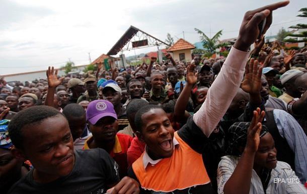Протести в Конго: поліція застрелила сімох демонстрантів