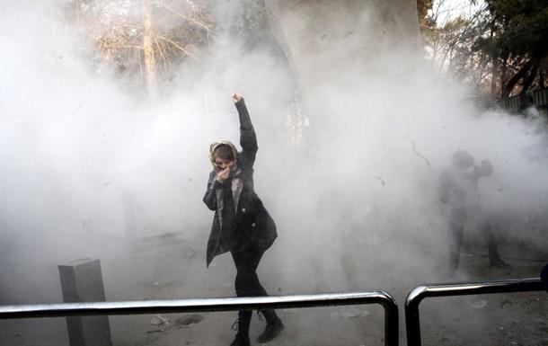 В Иране резко выросло число погибших на протестах