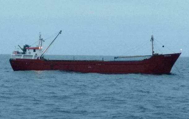 На Одещині ракетний катер відкрив вогонь по судну-порушнику