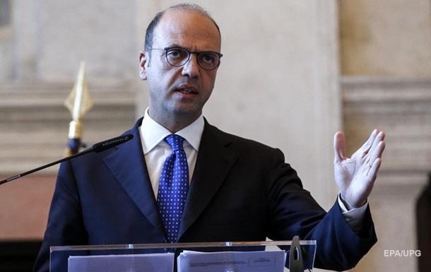 Руководитель  МИД Италии: кризис вУкраинском государстве  установил  под сомнение основные принципы ОБСЕ