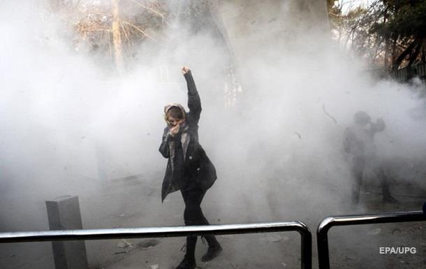 В Ірані назвали винних у масових протестах