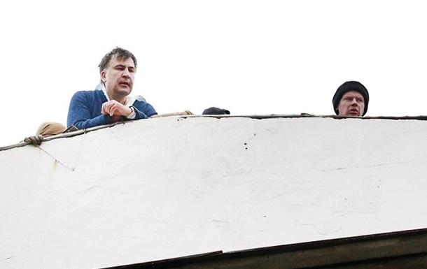 Саакашвили и политическая клоунада: развитие событий