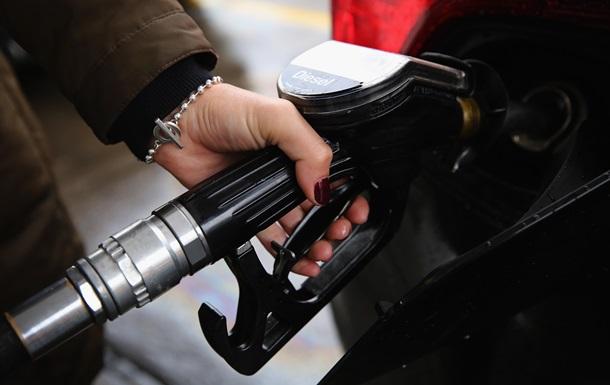 В Україні дорожчає дизельне паливо