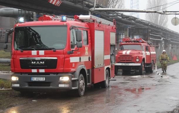 В Полтавской области в обгоревшем доме нашли труп