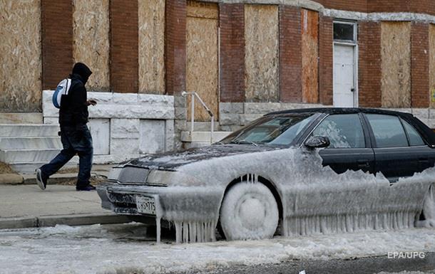 В США из-за холодов отменяют занятия в школах