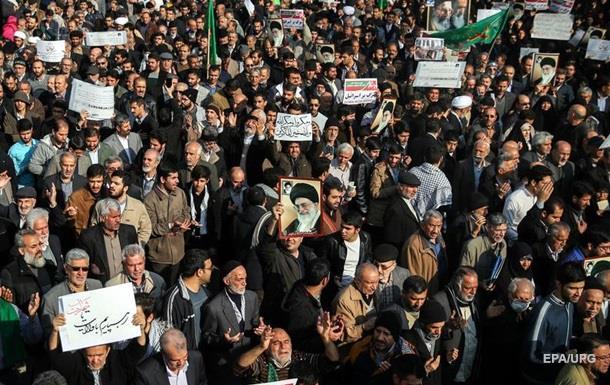 Лидеры ЕС призвали Иран отказаться от насилия