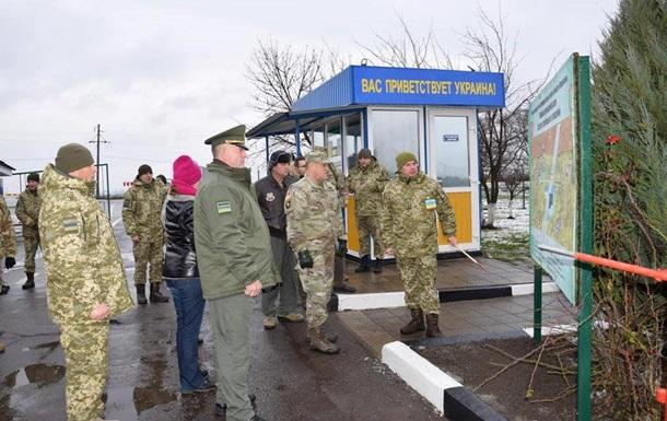 В новом году пограничники не пустили в Украину 100 человек
