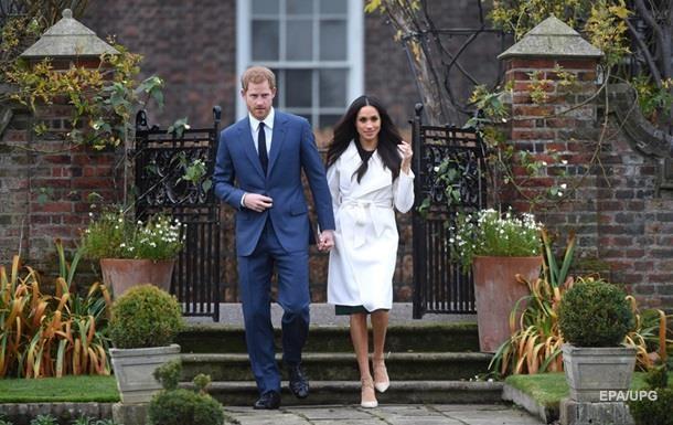 У Британії підрахували, скільки принесе країні весілля принца