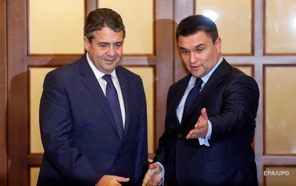 Климкин обсудил с Габриэлем ситуацию на Донбассе