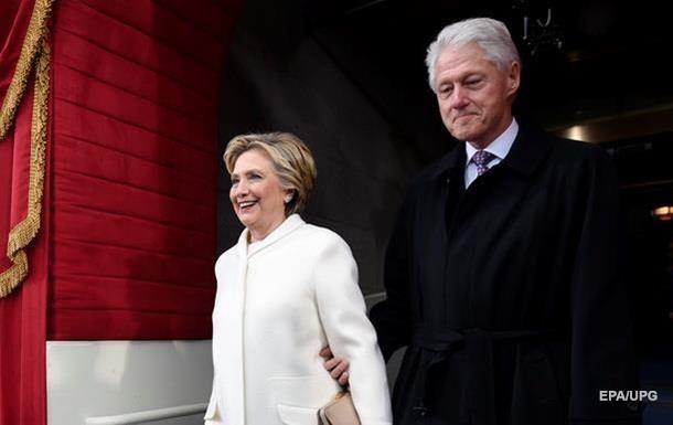 ЗМІ: В будинку подружжя Клінтон сталася пожежа