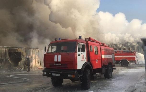 У Росії в пожежі загинули 10 громадян Китаю - ЗМІ