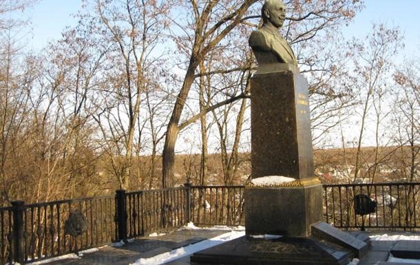 У Чергінові знайшли вкрадені пам ятники Пушкіну і Коцюбинському