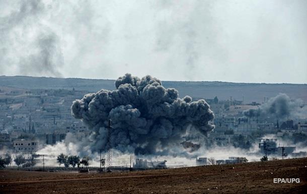Российская авиация сбросила бомбы около Дамаска, десятки погибших - СМИ