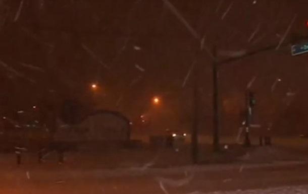 У Флориді вперше за майже 29 років випав сніг